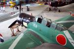 Bird's eye view of the Nakajima B5N Kate replica built for the movie Tora Tora Tora