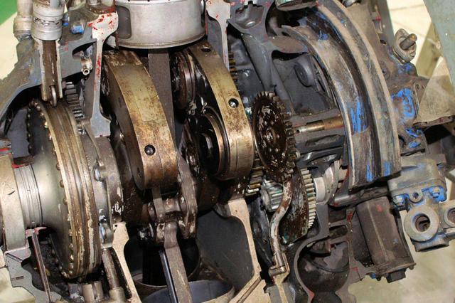 Двигатель м-71