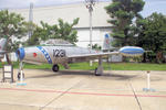 Republic F-84G Thunderjet Second Viewt.jpg